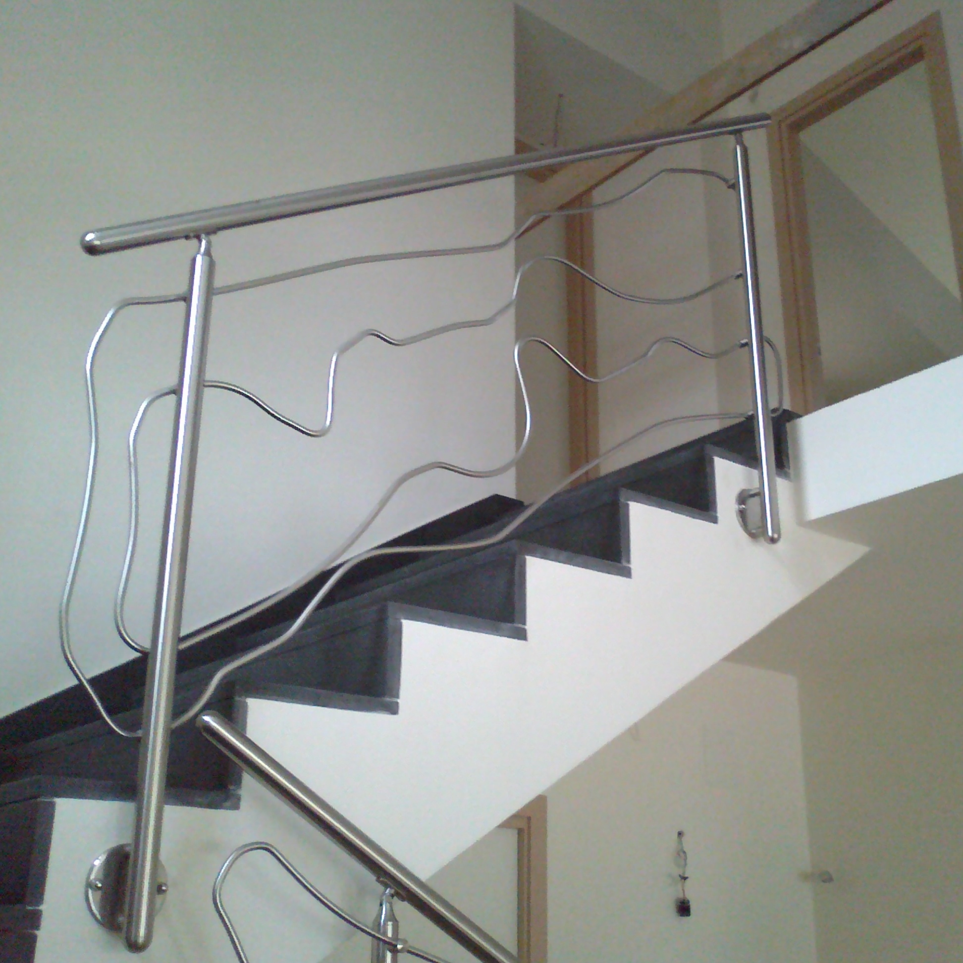 Ringhiere per interni moderne amazing tube with ringhiere - Ringhiere da interno moderne ...